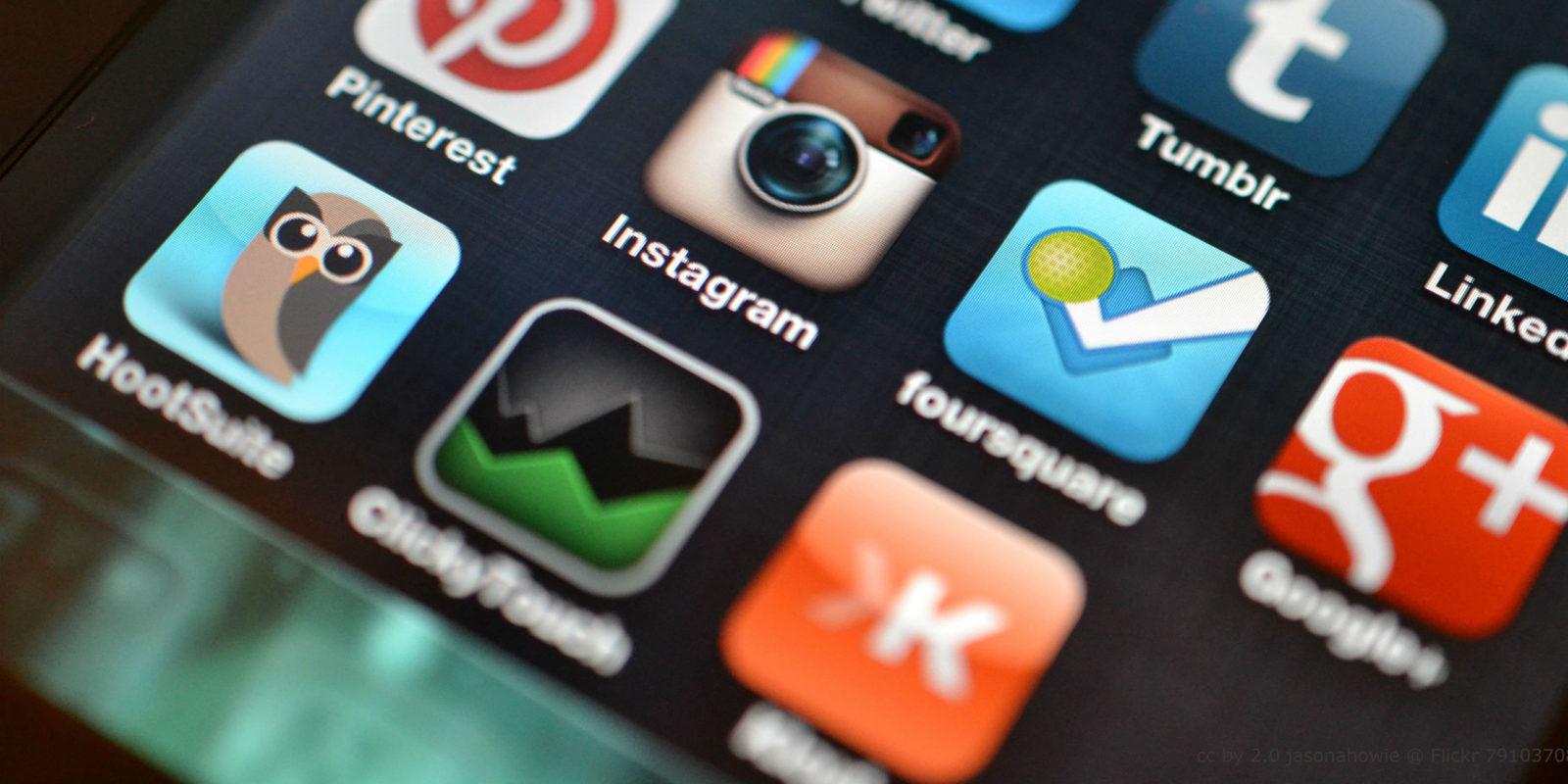 Identify the optimum schedules for each social media platform