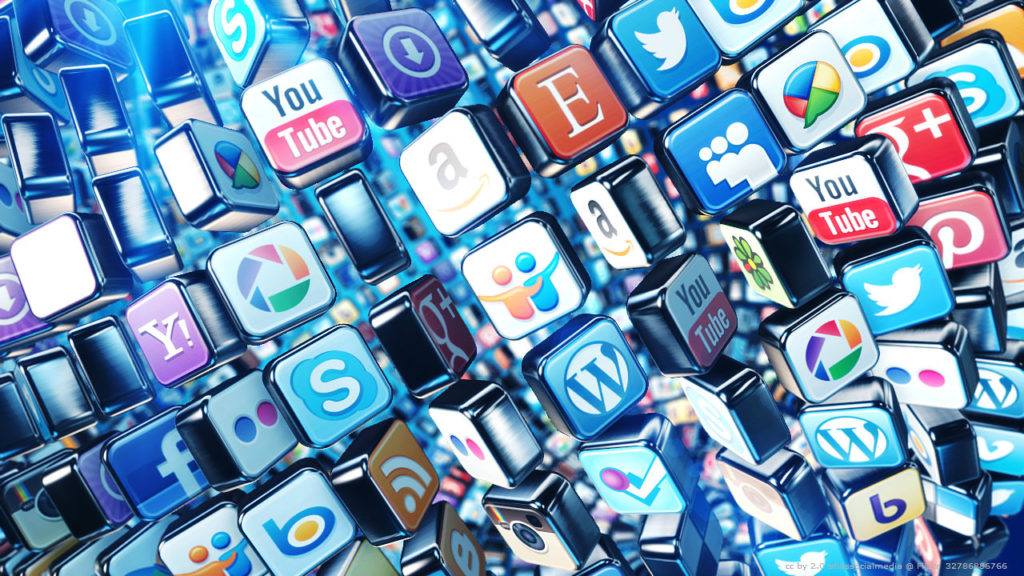 Each social media platform has different optimum posting strategies